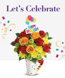 Shop Let's Celebrate