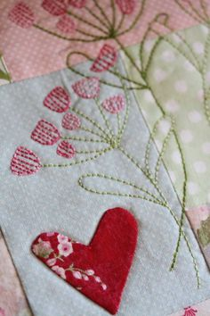 Leanne's House: Mrs. Beasley's Sampler Quilt - Hints and Tips...