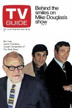 Behind the smiles on Mike Douglas's show