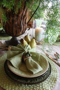 St. Patrick's Day Table - StoneGable