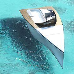 10meter Yacht tender concept #yachts #yacht #yachtdesign #superyacht #lobanov…