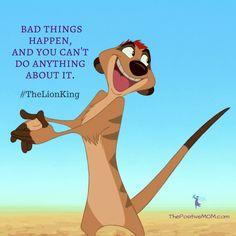 Life Quotes Disney, Cute Disney Quotes, Disney Princess Quotes, Cute Quotes, Le Roi Lion Film, Beautiful Disney Quotes, Lion King Quotes, Most Powerful Quotes, Lion King Movie