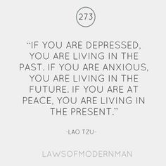 This is depression, anxiety, and peace of self,  all in a gem of a quote.