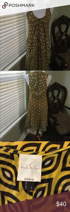 Selling this Nicole Miller Silk Dress on Poshmark! My username is: gguillot. #shopmycloset #poshmark #fashion #shopping #style #forsale #Nicole Miller #Dresses & Skirts
