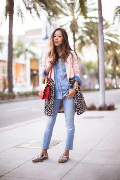 My Lovely World - Fashion Blog | Total denim | http://mylovelyworld9.com