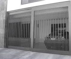 Image result for antejardines de casas modernas en forja