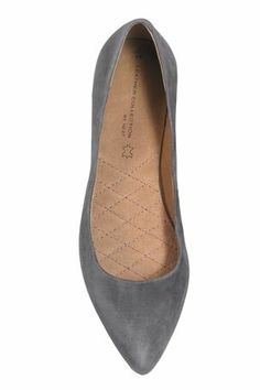 Soft Leather Point Shoes from the Next