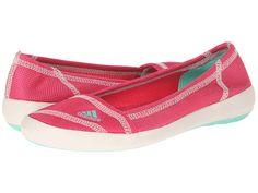adidas Outdoor Boat Slip-On Sleek Bahia Pink/Vivid Berry/Chalk - Zappos.com Free Shipping BOTH Ways