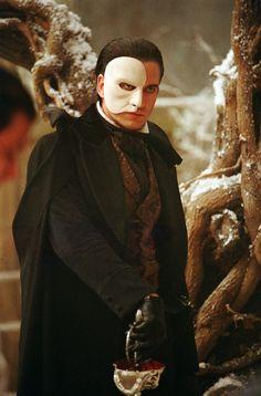 Gerard Butler - Phantom of the Opera. Ge-rard I loooooooooooooove youuuuuuuuuu.....(get it?)