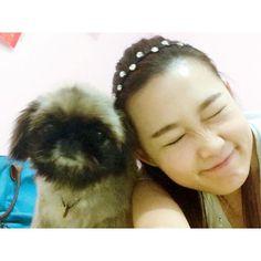 ... My first furbaby ❤️ Phoebe、菲比、arb、某君、堅持 。 。 。 。 。 #arb菲比照片簿  #愛犬  #北京犬  #doglover #doglife #dog #dogstagram #dogoftheday #instadog #mixeddog #mongrel #adoptdontshop #ilovemydog #dogsofinstagram #dogsofig #dogs #hkdog #instalike #instafollow #多頭飼い #bestdogever #pekingese #bestwoof #犬 #ペキニーズ #pekingeselove #sisterlove #love