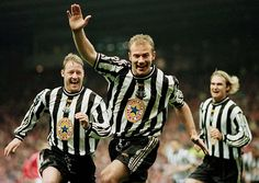 Newcastle United's legendary No9s – in pictures