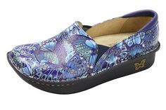 Alegria Shoes Debra Pro in 'Flight' - now on Closeout at Alegria Shoe Shop