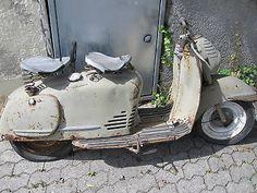 Steyr Daimler Puch Roller R125 RL 125 RL125 Motorrad Motorroller rar!