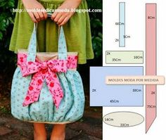 Molds Fashion for Measure: BAG EASY TO CUT - 23