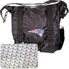 Official New England Patriots ProShop - Patriots Diaper Bag c5823cfc6