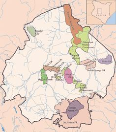 samburu map