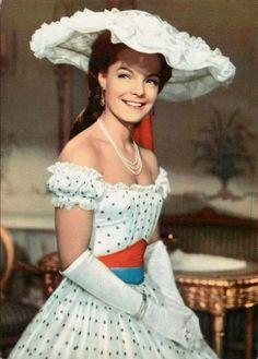 Romy Schneider in Sissi – Fateful Years of an Empress, 1957