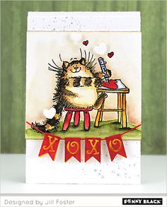 Introducing Penny Black's newest collection, Love and Friendship 2014--> visit the blog to enter the giveaway