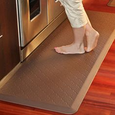 Wellness Mats - perfect for the kitchen in front of the stove, sink, or prep counter!
