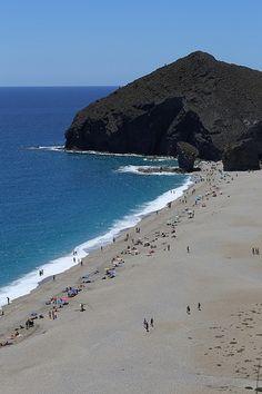Playa de los Muertos | Cabo de Gata | Carboneras | Almería | Spain
