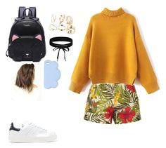 """""""??"""" by song-v on Polyvore featuring Miguelina, adidas Originals, STELLA McCARTNEY and Boohoo"""