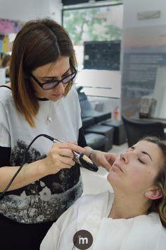 🚩 La radiofrecuencia facial y el tratamiento con DTI  #Madrid #BarrioDeSalamanca #Peluquería #SalónDeBelleza #España #PurificaciónVaras