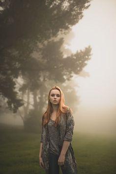 Personal Portraits ~ Megan ~ Irish Mist