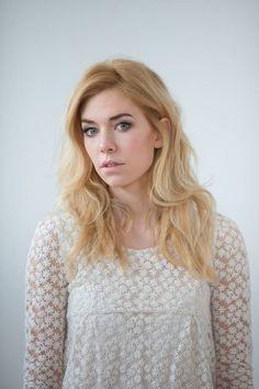 Vanessa Kirby - inspiration for Lara Connor