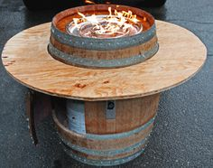 Ohhhhh.....I already have the barrell!!! Be watchin for one of these on my patio. Woohoo