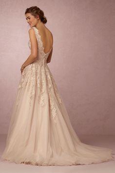 McKinley Gown from @BHLDN