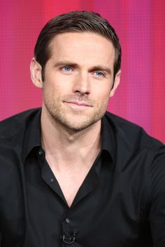 Dylan Bruce - I just started watching the BBC show, Orphan Black and it drives me crazy just looking at him.