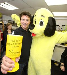 Having opened our Cowbridge Charity Shop, John Barrowman has donated lots of clothes for them to sell, some of which are now on eBay: http://www.ebay.co.uk/sch/dogstrustcharityshop/m.html?_ipg=50&_sop=1 Get bidding while you can!