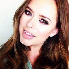 I love this makeup look from Tanya Burr just gorgeous :) Tanya Burr, Best Makeup Tutorials, Best Makeup Products, Beauty Tutorials, Hair Tutorials, Makeup Blog, Hair Makeup, Duchess Kate, Brunette Hair
