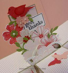February 20, 2014 Natasha Zandbergen, Stampin Up Demonstrator InkingOutOfTheBox: Card in a Box
