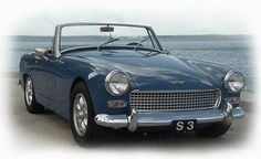 My first car: Austin Healey Sprite