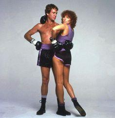 "Barbra Streisand and Ryan O'Neal ""The Main Event "" (1979 film)"