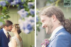 A romantic kiss. Weddings at Ballymagarvey Village photographed by Couple Photography. Couple Photography, Wedding Photography, Wedding Couples, Night Out, Kiss, Romantic, Weddings, Wedding Dresses, Bride Dresses