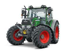 Fendt 200 Vario | Tractors - AGCO GmbH