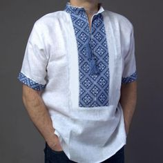 8b2ad69c9f INCERUN Men Ethnic Style Printing Drawstring Summer Shirts Camisas Manga  Corta Hombre