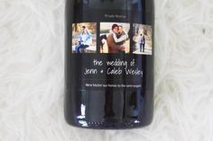 The Bridal Boutique | Personalized   Custom Labeled Wine from Custom Wine Source