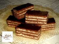 Fincsi receptek: Krémes sütik Winter Food, Tiramisu, Candy, Chocolate, Ethnic Recipes, France, Romanian Recipes, Hungary, Sweet