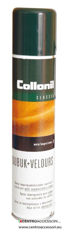 Ravvivante Spray Velours. Colour-refresher spray Velours. #CentroAccessori