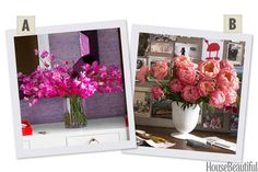 Would You Rather: Sweet Peas or Peonies?