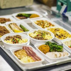 @mealpros really do make eating to build muscle a much easier process. We need you hear in the UK!! #gymfood