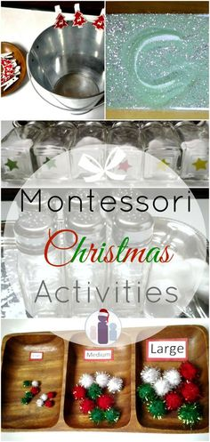 Most Popular Teaching Resources: Montessori Christmas Activities