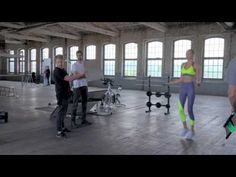 Fitspiration, anyone? Get a behind-the-scenes look at Angels Jasmine Tookes, Martha Hunt, Stella Maxwell, Elsa Hosk & Romee Strijd as they work it out for the Victoria's Secret Sport Fall 2015 campaign!