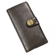 Sophisticated Mulberry Men Long Natural Leathers Wallet Chocolate Mulberry Outlet, Mulberry Purse, Natural Leather, Leather Craft, Leather Wallet, Purses, Chocolate, Men, Accessories