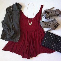 like the dress and jacket <3
