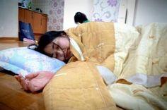 잠자는 아승