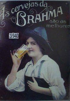 Brahma beers